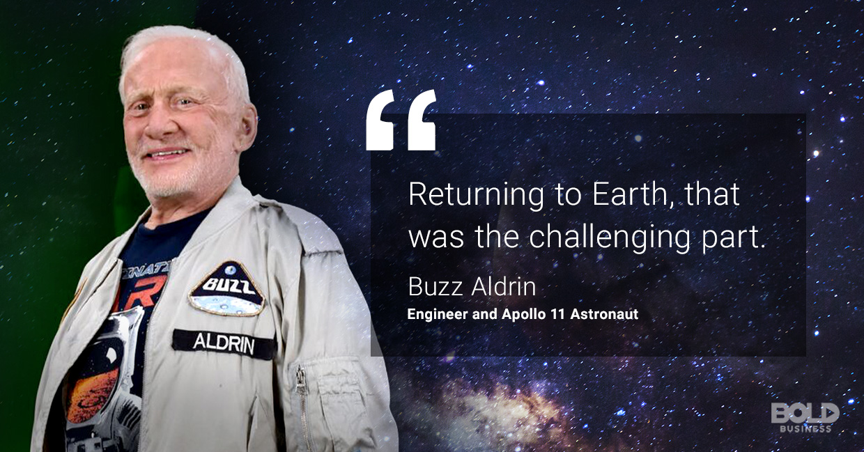 buzz aldrin quoted