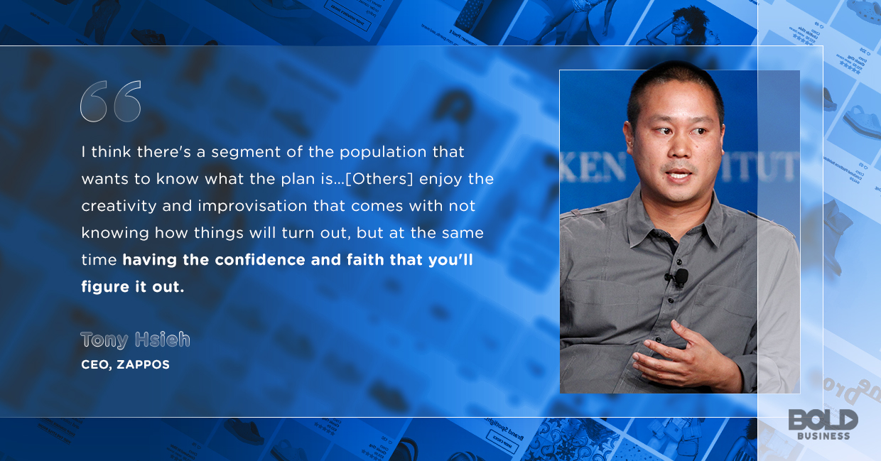 tony hsieh ceo zappos quoted