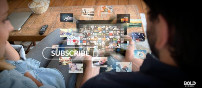 Subscription-based revenue is the new revenue stream
