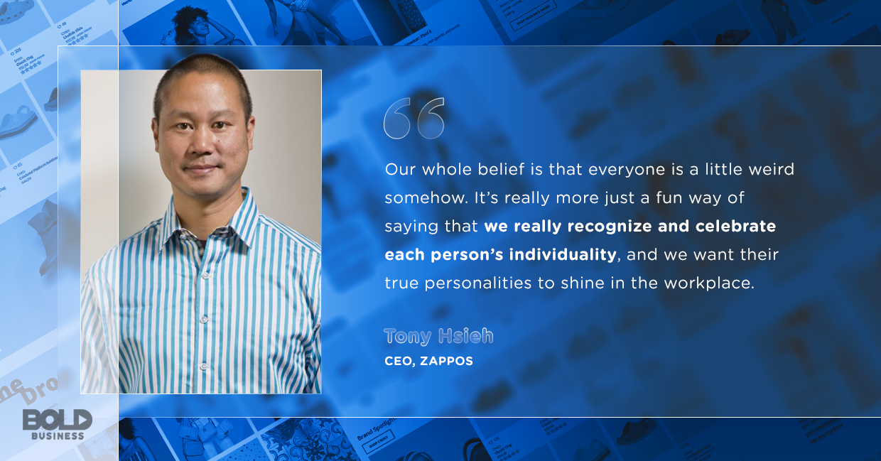 tony hsieh quoted