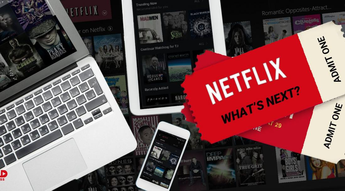 Netflix innovation involves new strategy