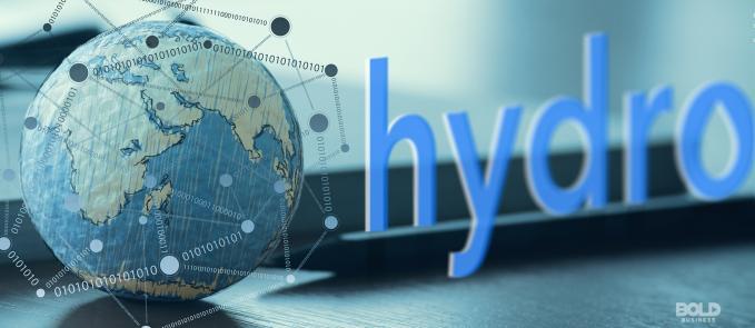 hydro blockchain
