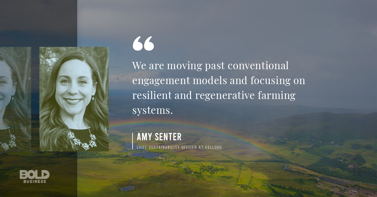 regenerative farming, amy senter quoted