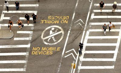 A Ban on Texting