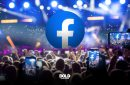 Some sort of Facebook concert. New products being launched using user data