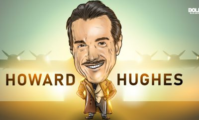 howard hughes bold leader