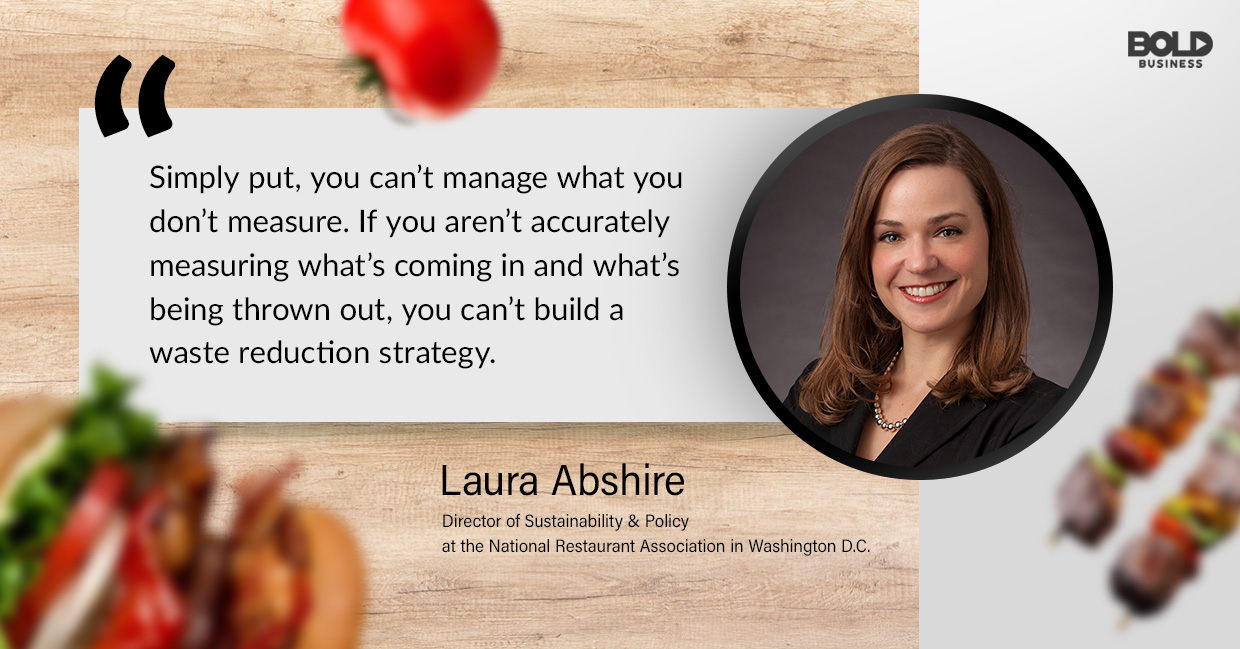 demand forecasting, laura abshire quoted