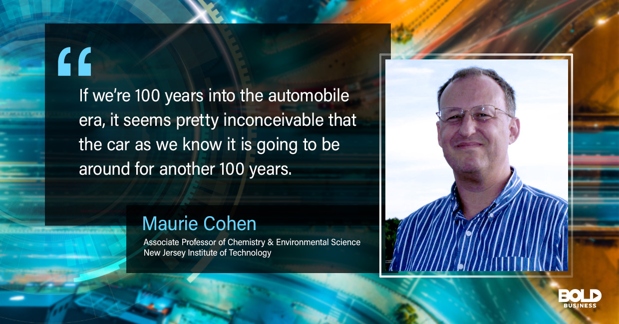future of car ownership maurie cohen qouted