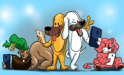 GO DOGO, PET MINDER AND OTHER APPS FOR YOUR FURRY FRIENDS