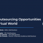 A slide of the BPO webinar title
