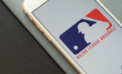 A Major League Baseball app