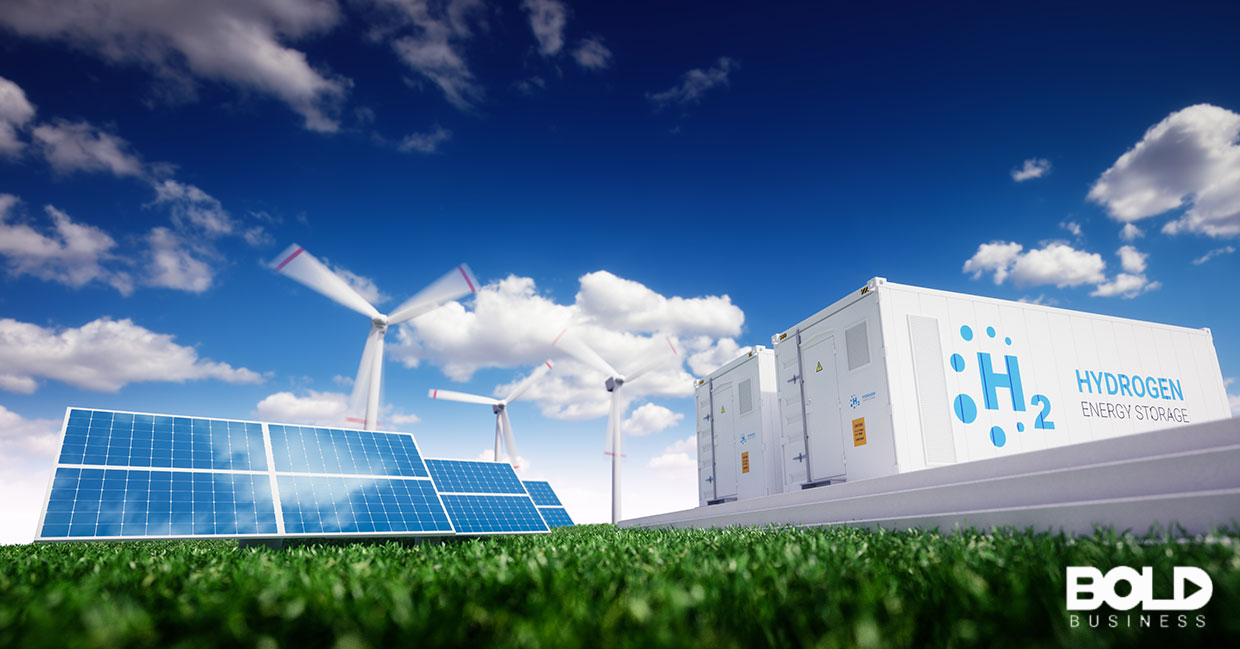 Solar, wind and hydrogen fuel options