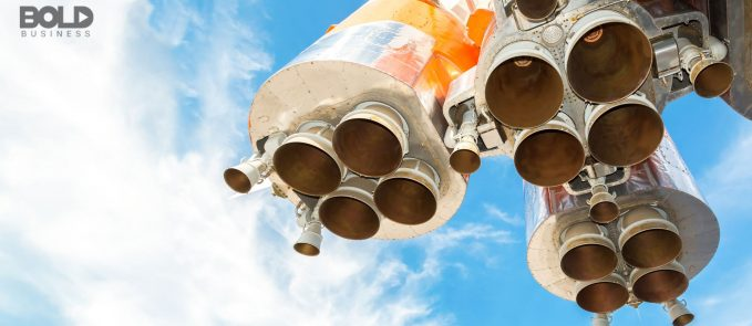 A look at the exhaust ports of some rocket engines