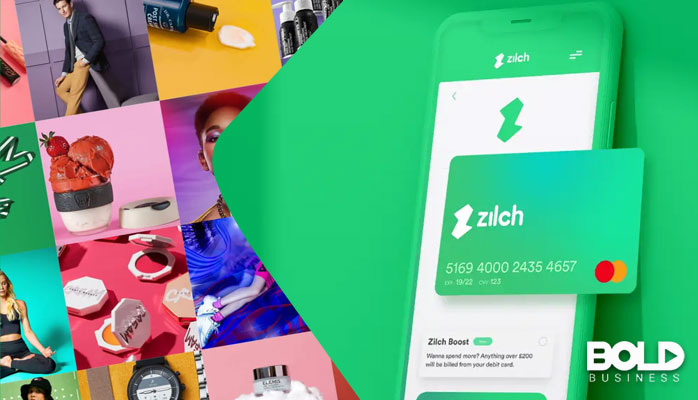 An app facilitating the Buy Now Pay Later business model