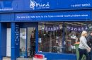 A shop in the UK offering mental health services